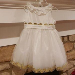 Mud Pie girl dress (new)